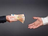 כסף זר שניתן במסגרת הלוואה