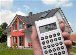 בית ומחשבון - לחישוב הלוואה לקניית בית
