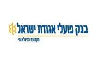 לוגו בנק אגודת ישראל